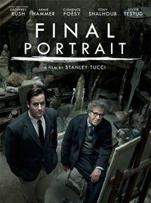 Filmplakat FINAL PORTRAIT - Alberto Giacometti