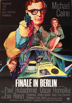 Filmplakat Finale in Berlin