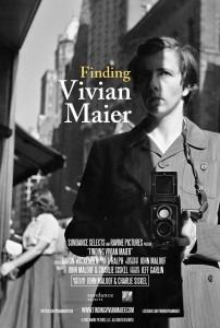 Filmplakat FINDING VIVIAN MAIER -engl. OmU
