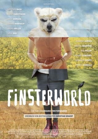 Filmplakat FINSTERWORLD