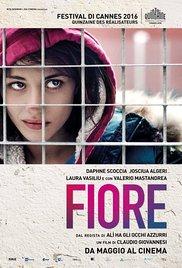 Filmplakat Fiore - Blume - ital. OmU