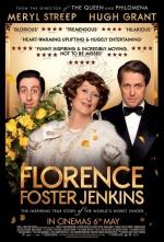 Filmplakat FLORENCE FOSTER JENKINS - engl. OmU