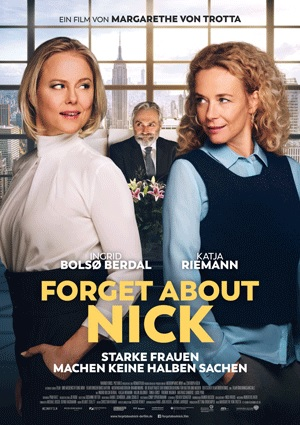 Filmplakat FORGET ABOUT NICK