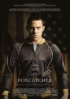 Filmplakat FOXCATCHER engl. OmU