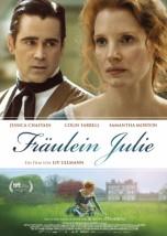 Filmplakat Fräulein Julie