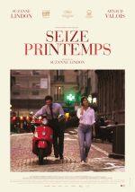 Filmplakat Frühling in Paris - SEIZE PRINTEMPS - franz. OmU