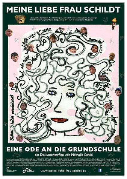 Filmplakat Meine liebe Frau Schildt - eine Ode an die Grundschule