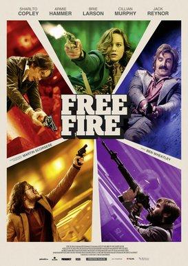 Filmplakat FREE FIRE - engl. OmU