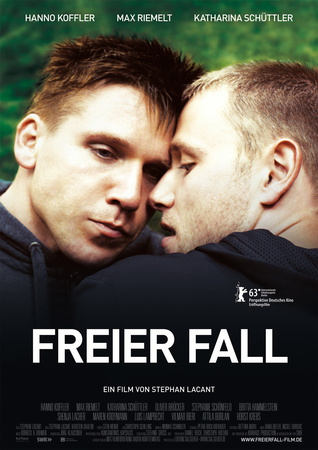 Filmplakat FREIER FALL