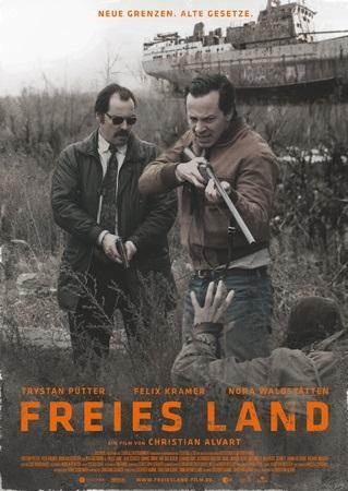 Filmplakat FREIES LAND