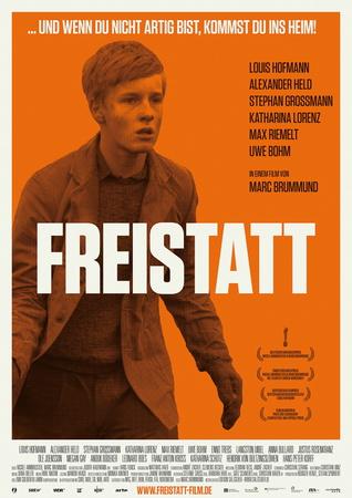 Filmplakat FREISTATT