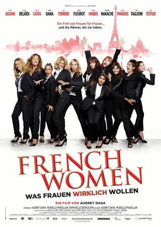 Filmplakat FRENCH WOMEN - Was Frauen wirklich wollen - franz. OmU - Vorpremiere