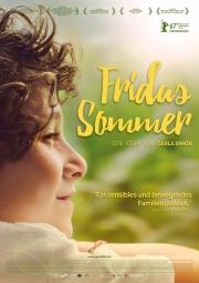 Filmplakat FRIDAS SOMMER