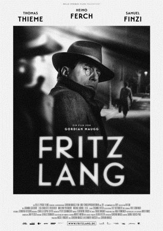 Filmplakat FRITZ LANG