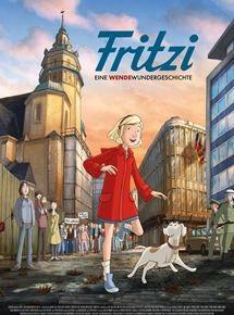 Filmplakat FRITZI - Eine Wendewundergeschichte