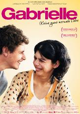 Filmplakat GABRIELLE - (k)eine ganz normale Liebe