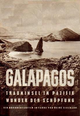 Filmplakat GALAPAGOS - Trauminseln im Pazifik