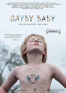Filmplakat Gayby Baby OmU