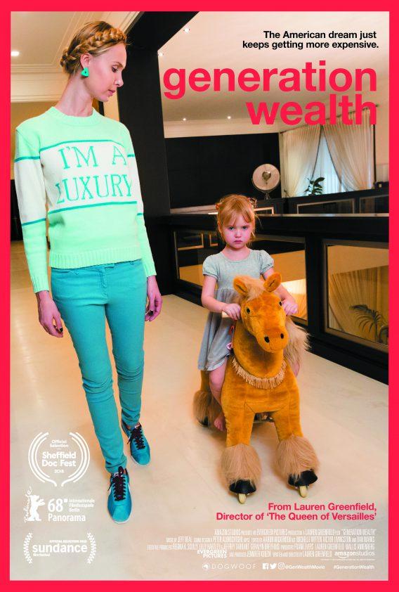 Filmplakat Generation Wealth