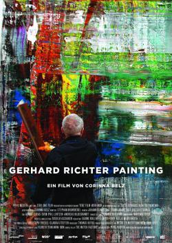 Filmplakat GERHARD RICHTER PAINTING