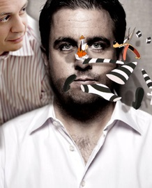 Filmplakat Bastian Pastewka & Roberto Cappelluti LIVE: TEX AVERY - Gernsehabend