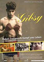 Filmplakat Gibsy - Rukeli Trollmanns Kampf ums Überleben