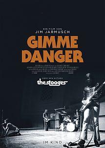 Filmplakat GIMME DANGER: Iggy Pop und die  Stooges