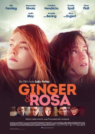 Filmplakat GINGER & ROSA
