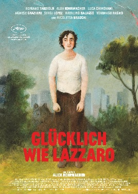 Filmplakat Glücklich wie Lazzaro