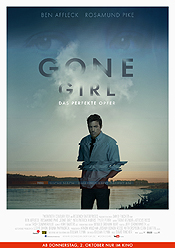 Filmplakat GONE GIRL - engl. OmU