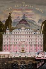 Filmplakat GRAND BUDAPEST HOTEL