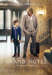 Filmplakat Grand Hotel - norweg. OmU