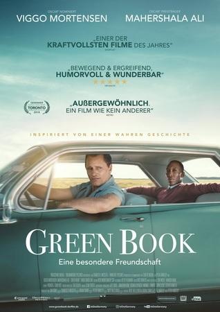 Filmplakat GREEN BOOK - Eine besondere Freundschaft