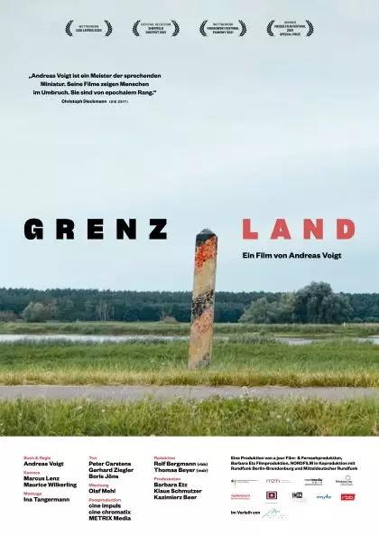 Filmplakat Grenzland