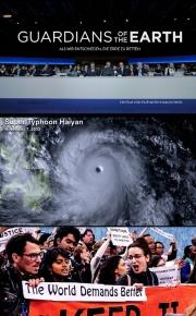 Filmplakat GUARDIANS OF THE EARTH - Als wir entschieden, die Welt zu retten