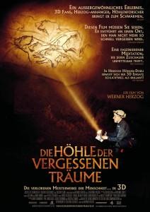 Filmplakat Die Höhle der vergessenen Träume