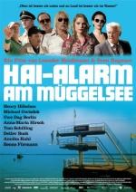 Filmplakat Hai-Alarm am Müggelsee