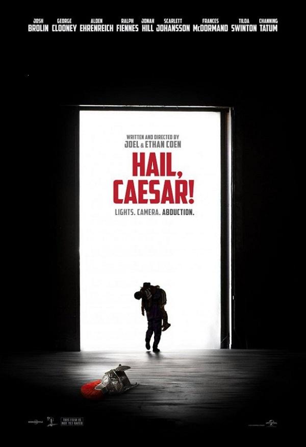 Filmplakat HAIL, CAESAR! - engl. OmU