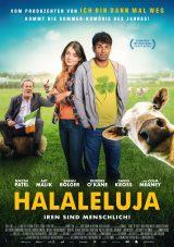 Filmplakat HALALELUJA - Iren sind menschlich!