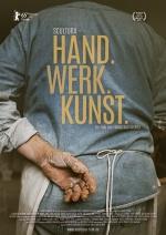 Filmplakat SCULTURA - Hand.Werk.Kunst.