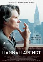 Filmplakat Hannah Arendt