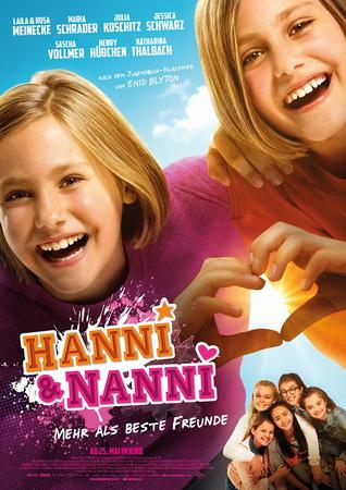 Filmplakat Hanni & Nanni - Mehr als beste Freunde