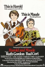 Filmplakat HAROLD AND MAUDE