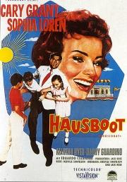 Filmplakat Hausboot