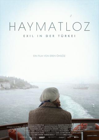 Filmplakat HAYMATLOZ - Exil in der Türkei