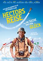 Filmplakat HECTOR'S REISE oder die Suche nach dem Glück