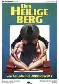 Filmplakat DER HEILIGE BERG - engl. OmU