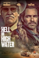 Filmplakat HELL OR HIGH WATER - engl. OmU