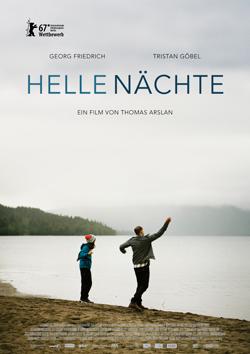 Filmplakat Helle Nächte