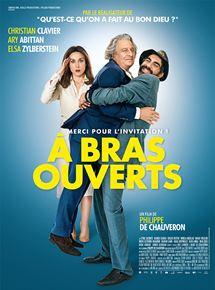 Filmplakat Hereinspaziert - À bras ouverts - franz. OmU